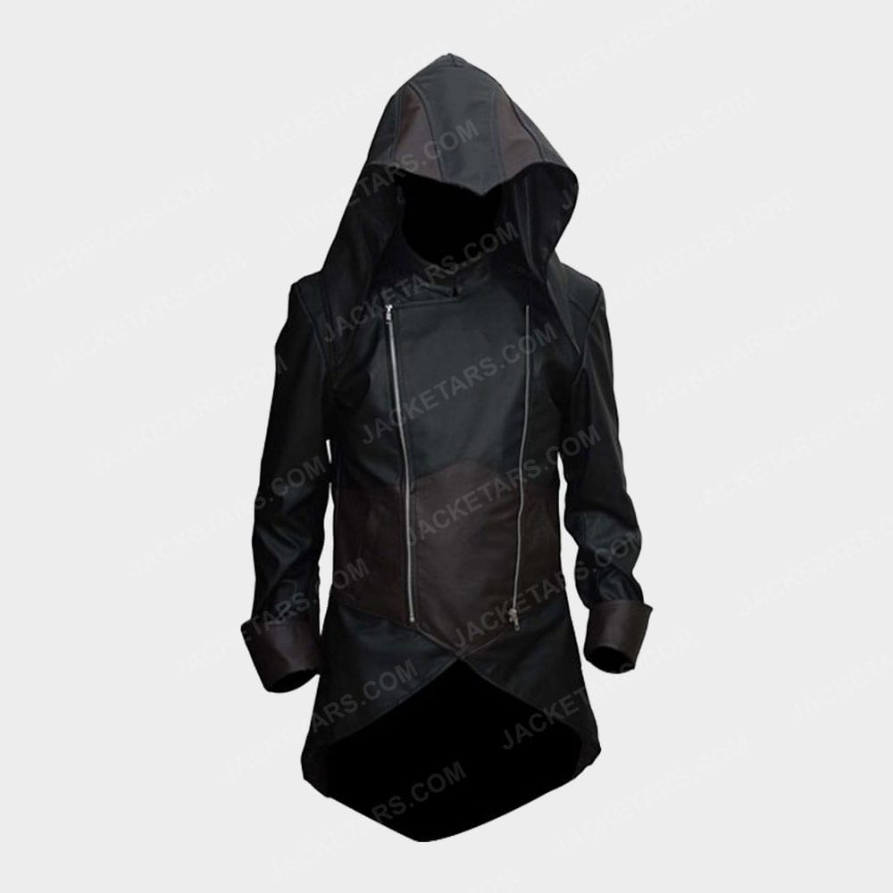 Assassins Creed Unity Arno Leather Jacket Assassins Creed Arno