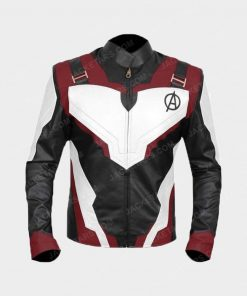Avengers Quantum Realm Leather Jacket
