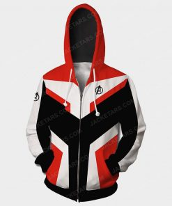 Avengers Endgame Quantum Realm Hoodie Cosplay Costume