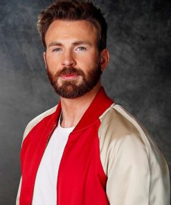 Endgame Chris Evans Jacket