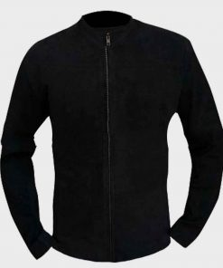 Mission Impossible 6 Tom Cruise Suede Leather Jacket
