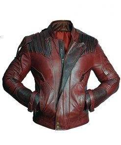 Star Lord Avengers Infinity War Jacket