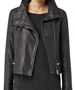 Agents of SHIELD Melinda May Leather Jacket
