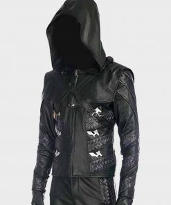 Arrow Prometheus Leather Jacket