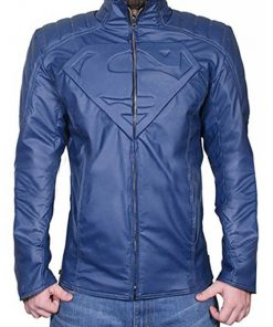Batman vs Superman Dawn Of Justice Superman Leather Jacket