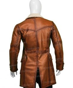 Dark Knight Rises Bane Leather Coat