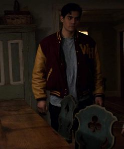 The Society Jason Letterman Jacket