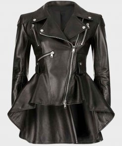 Allison Hargreeves The Umbrella Academy Leather Jacket